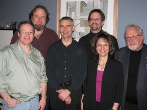 Albright Project premiere - Opel, Hause, Satterlee, Chambers, Shrude, Bolcom